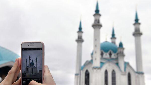 Мечеть Кул-Шариф в Казани - Sputnik Узбекистан