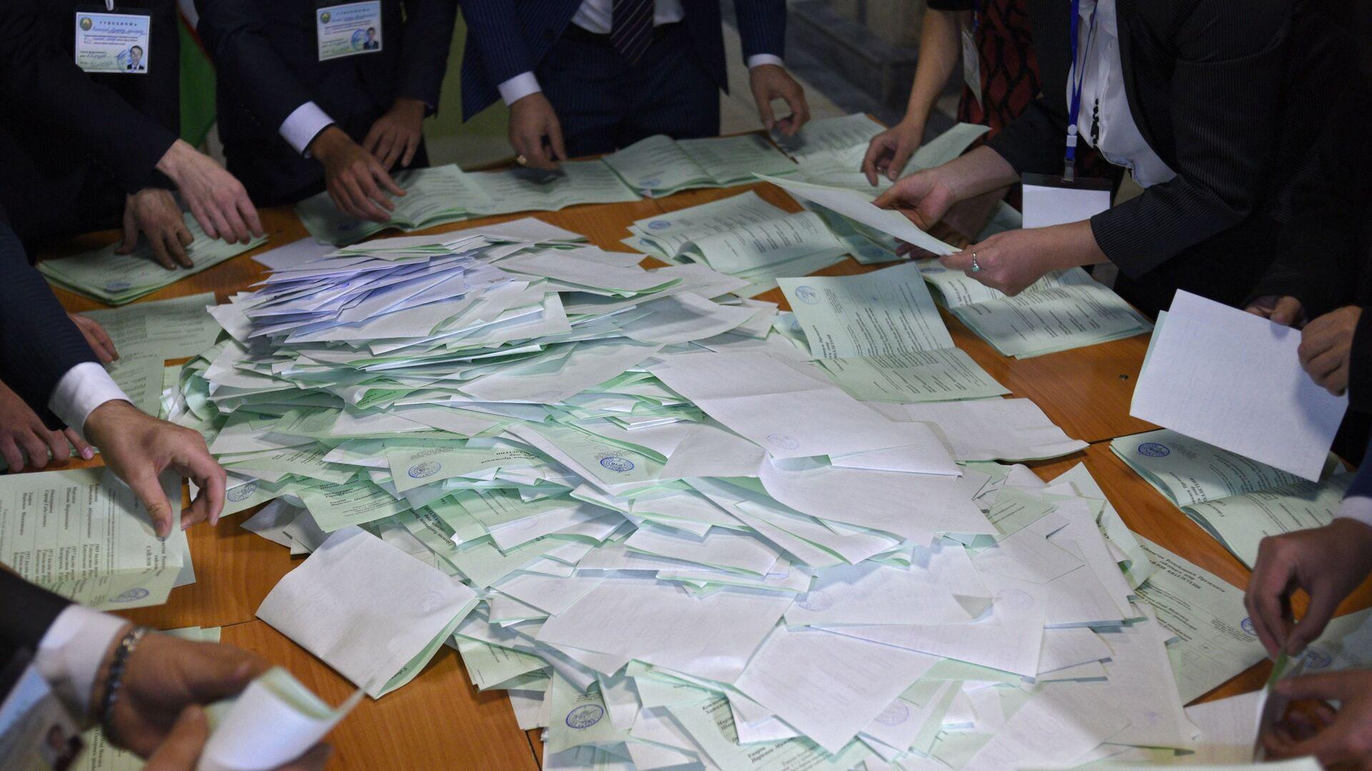 Выборы президента Узбекистана - Sputnik Узбекистан, 1920, 06.09.2021