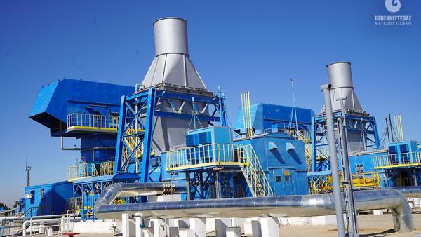 Реализация инвестиционных проектов на Мубарекском газоперерабатывающем заводе и Шуртанском нефтегазодобывающем управлении - Sputnik Узбекистан
