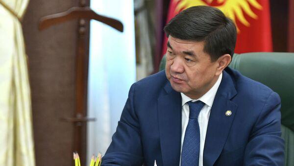 Bыvshiy premyer-ministr Muxammedkalыy Abыlgaziyev. Arxivnoye foto - Sputnik Oʻzbekiston