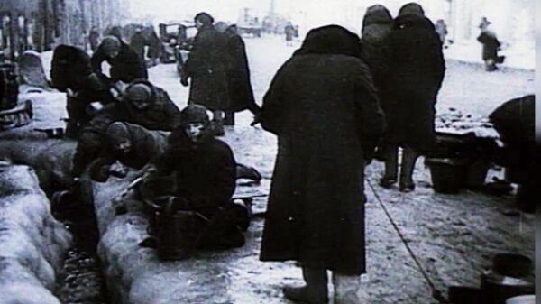 Начало блокады Ленинграда - Sputnik Узбекистан