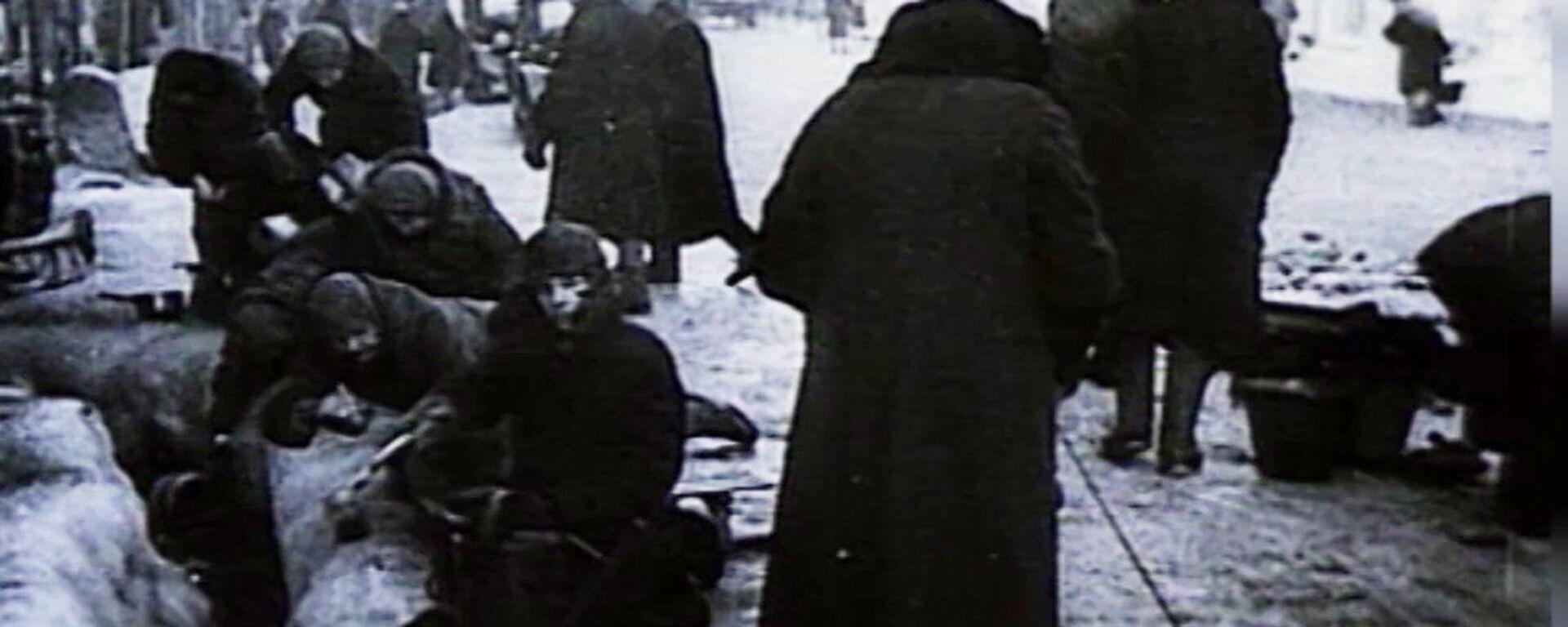 Начало блокады Ленинграда - Sputnik Узбекистан, 1920, 27.01.2021