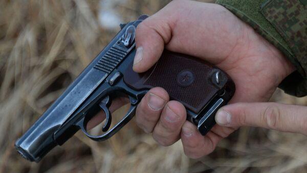 Пистолет Макарова - Sputnik Узбекистан