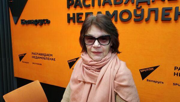 Российский кинокритик, киновед, сценарист Ирина Павлова - Sputnik Узбекистан