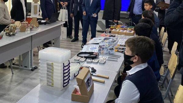 В Самарканде открылась IT-школа - Sputnik Узбекистан