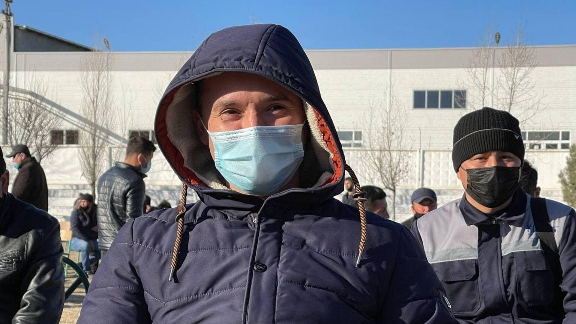 Крупные российские компании проводят оргнабор работников в Узбекистане - Sputnik Узбекистан, 1920, 02.03.2021