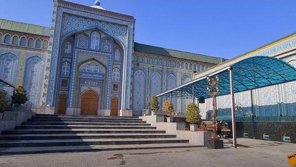 V Tadjikistane otkrыlis mecheti - Sputnik Oʻzbekiston