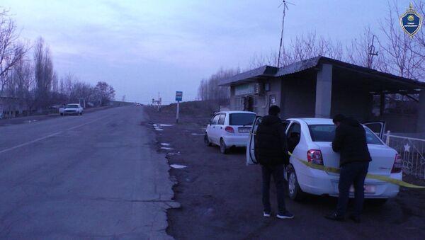 Ташкентцы спасли таксиста от подростка с ножом - Sputnik Узбекистан