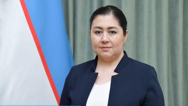 Уполномоченный Олий Мажлиса Республики Узбекистан по правам человека Феруза Эшматова - Sputnik Узбекистан