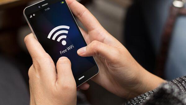 Бесплатный Wi-Fi - Sputnik Узбекистан