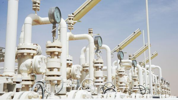 Газоперерабатывающий завод - Sputnik Узбекистан
