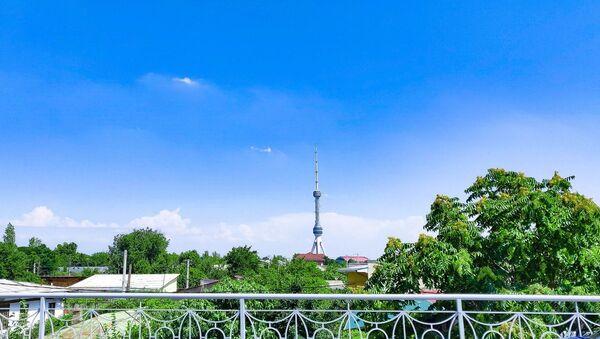 Ташкент. Вид на телебашню - Sputnik Узбекистан