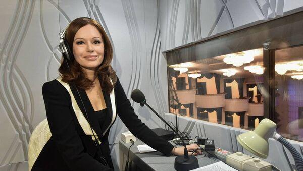 Российская актриса Ирина Безрукова приедет в Узбекистан - Sputnik Узбекистан