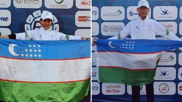 Узбекские параатлеты завоевали еще две золотые медали в ОАЭ - Sputnik Узбекистан