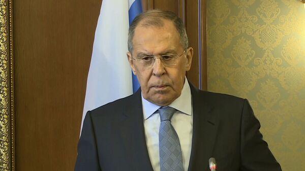 Лавров: Евросоюз сам разрушил отношения с Россией - Sputnik Узбекистан