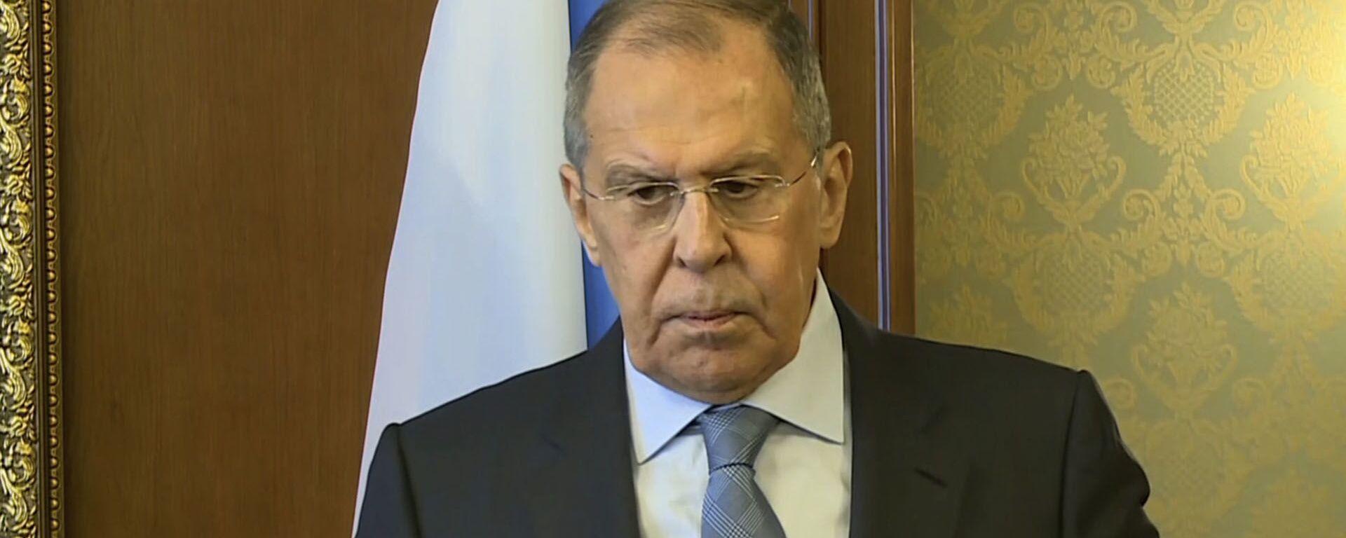 Лавров: Евросоюз сам разрушил отношения с Россией - Sputnik Узбекистан, 1920, 15.02.2021