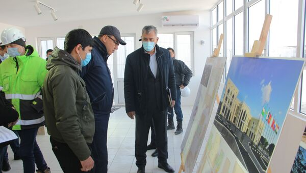 В Хиве строят пятизвездочную гостиницу на 100 мест - Sputnik Узбекистан