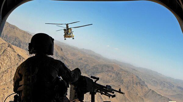 Американские военные в Афганистане - Sputnik Узбекистан