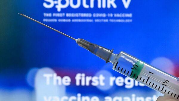 Российская вакцина Spuntik V - Sputnik Узбекистан
