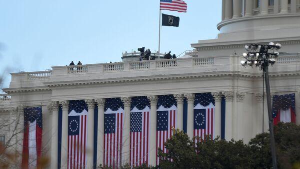 Инаугурация избранного президента США Дж. Байдена - Sputnik Узбекистан