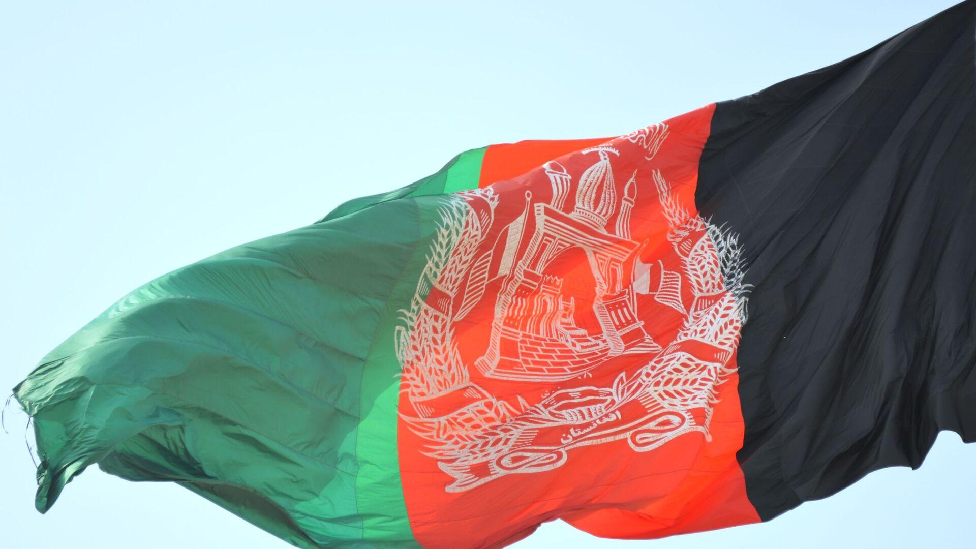 Flag Afganistana - Sputnik Oʻzbekiston, 1920, 14.07.2021