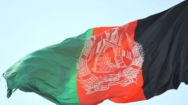 Flag Afganistana - Sputnik Oʻzbekiston