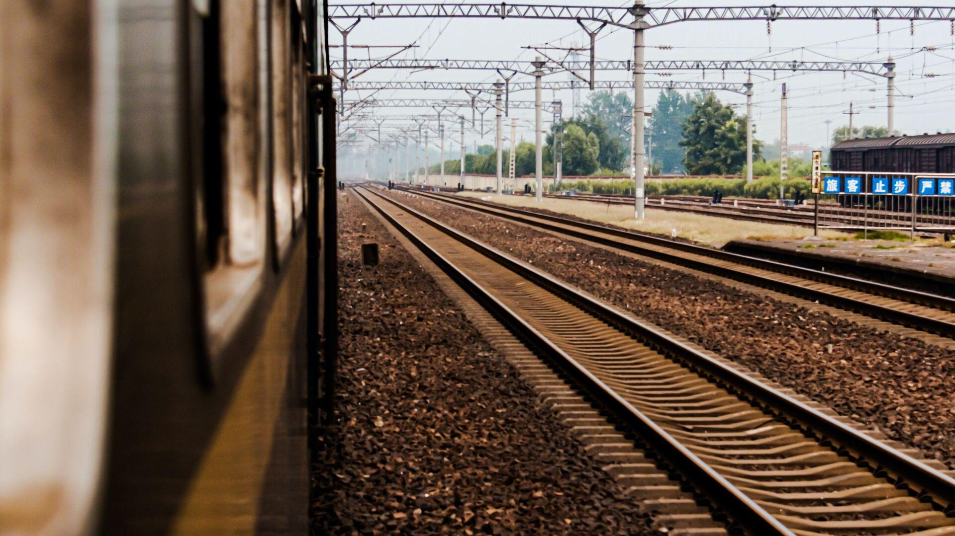 Железная дорога - Sputnik Узбекистан, 1920, 09.07.2021