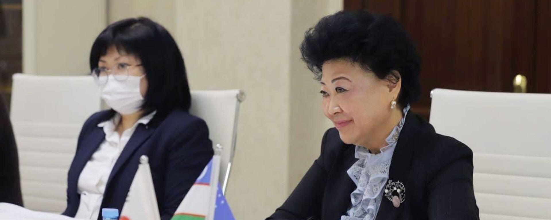 В Ташкенте построят Центр обучения для родителей дошкольников - Sputnik Узбекистан, 1920, 27.02.2021