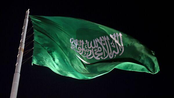 Флаг Саудовской Аравии - Sputnik Узбекистан