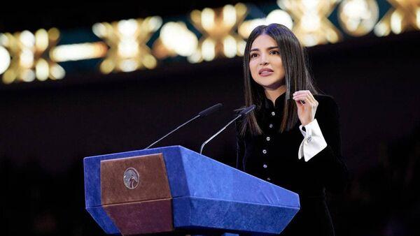 В ледовом дворце Хумо Арена состоялось торжественное открытие турнира Заковат - Sputnik Узбекистан