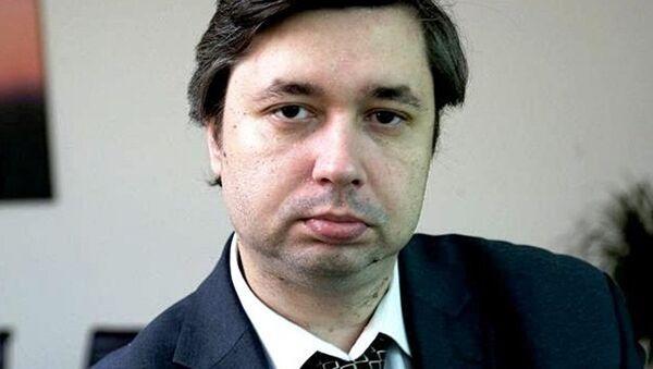 Дмитрий Голубовский - Sputnik Узбекистан
