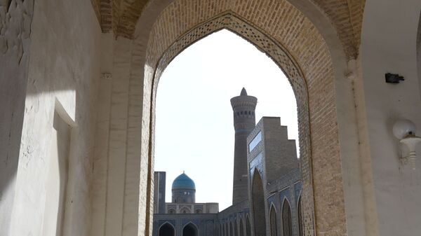 Мечеть Калян в Бухаре, Узбекистан - Sputnik Ўзбекистон