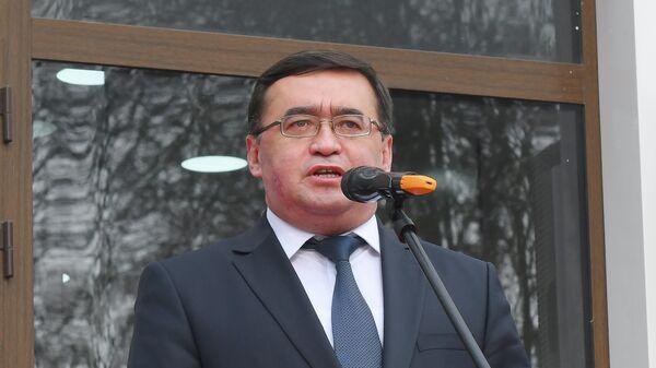 Замминистра здравоохранения Узбекистана Баходир Юсупалиев - Sputnik Узбекистан