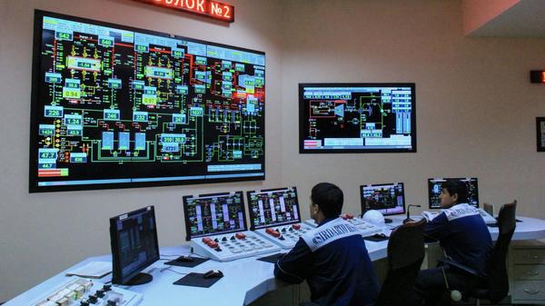 Модернизация Сырдарьинской ТЭС - Sputnik Узбекистан