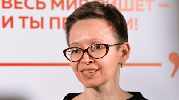 Писательница Гузель Яхина - Sputnik Узбекистан