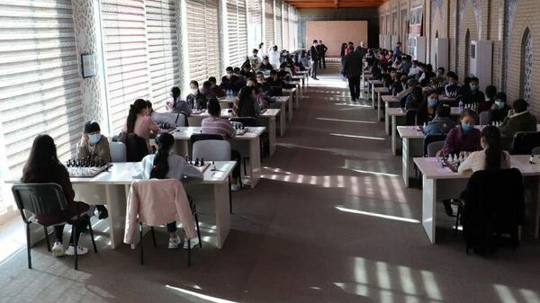 Чемпионат Узбекистана по шахматам - Sputnik Узбекистан