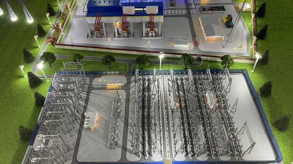 Саудовский инвестор завершил этап финансирование проекта новой ТЭС - Sputnik Узбекистан