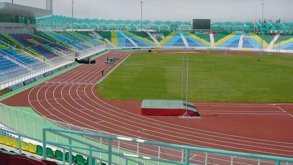 Спорткомплекс Bobur Arena в Андижане - Sputnik Узбекистан