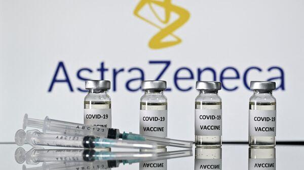 Вакцина AstraZeneca - Sputnik Ўзбекистон