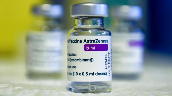 Вакцина Oxford/AstraZeneca от COVID-19 - Sputnik Ўзбекистон