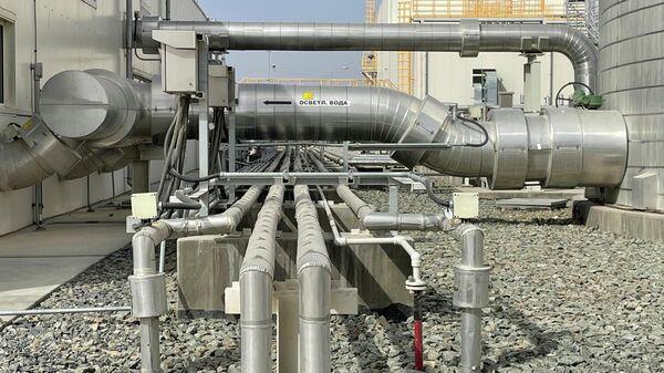 Электростанция - Sputnik Узбекистан