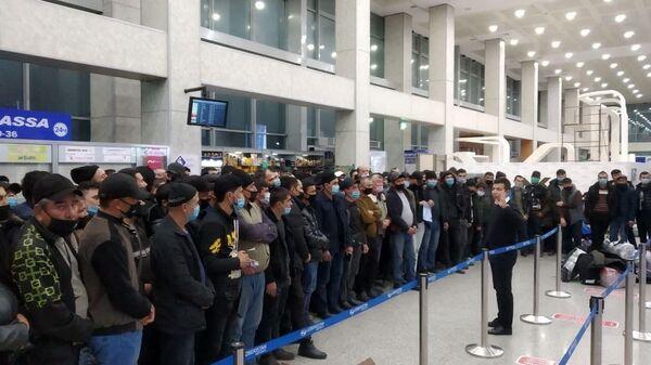 В Амурскую область на работу прибыли 197 граждан республики Узбекистан - Sputnik Ўзбекистон
