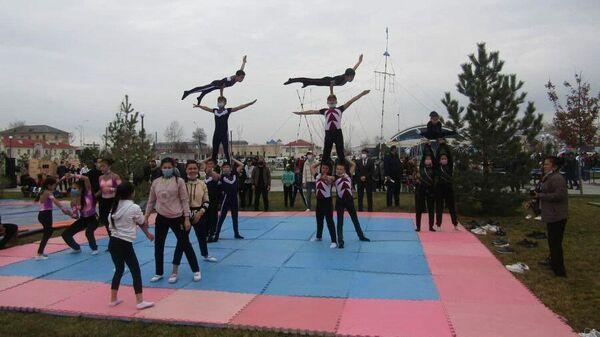 Спортивные соревнования в честь Навруза - Sputnik Узбекистан