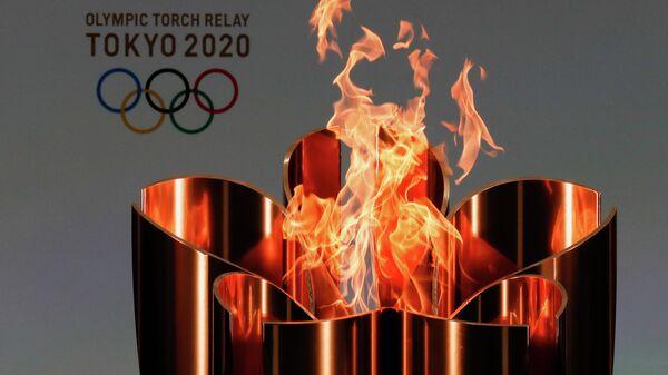 Олимпийский огонь - Sputnik Узбекистан