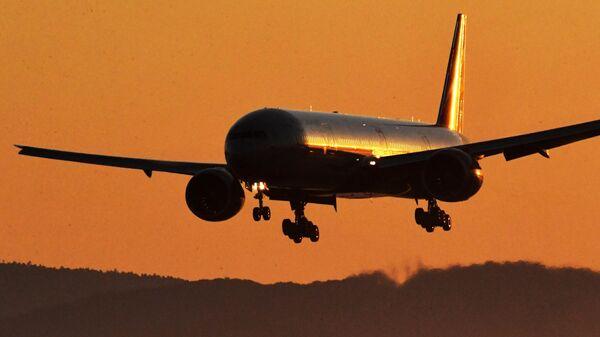 Самолет Boing 777-300 ER авиакомпании Аэрофлот - Sputnik Узбекистан