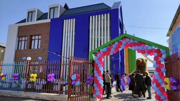 Открытие детского сада в Каршии - Sputnik Узбекистан