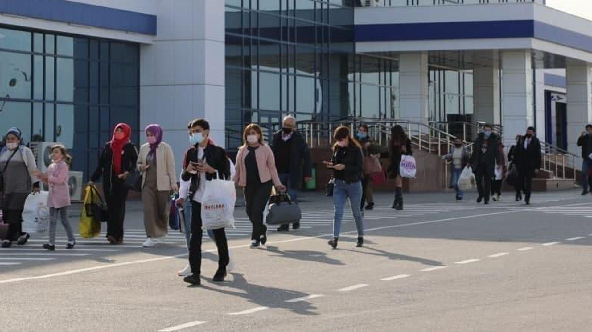 Осуществлен первый рейс по направлению Фергана -Стамбул - Sputnik Узбекистан, 1920, 31.03.2021