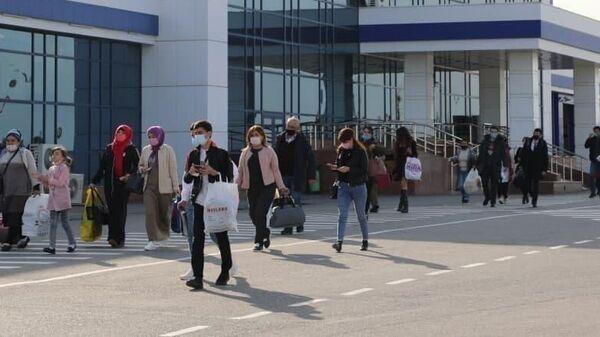 Осуществлен первый рейс по направлению Фергана -Стамбул - Sputnik Узбекистан