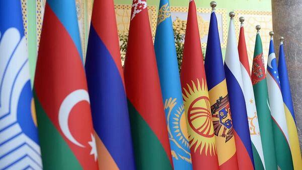 Флаги стран СНГ - Sputnik Узбекистан