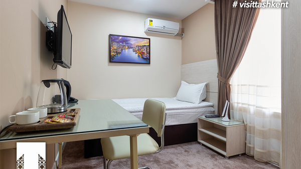 Номер отеля для паломников - Sputnik Узбекистан